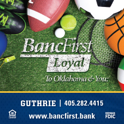 BancFirst Guthrie 250