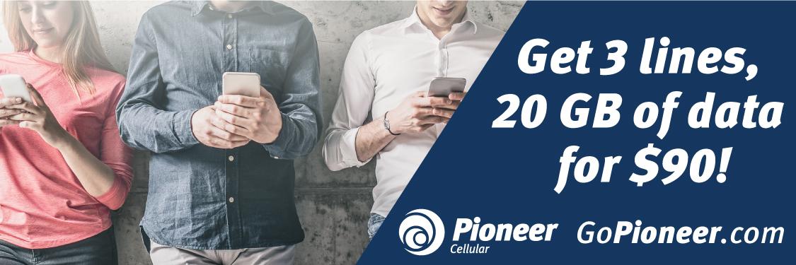 Pioneer 1125 Jan 2021