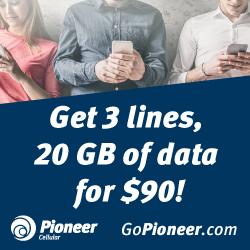 Pioneer 250 Jan 2021